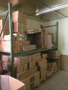 Stockage et Logistique